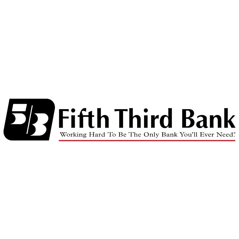 Fifth Third Bank vector logo