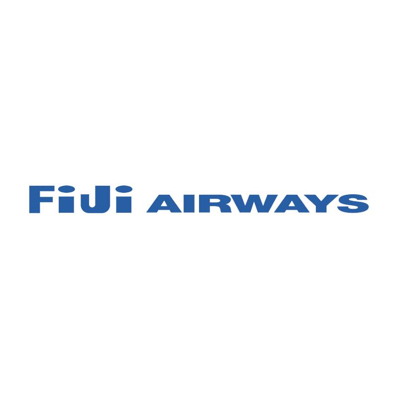FiJi Airways vector