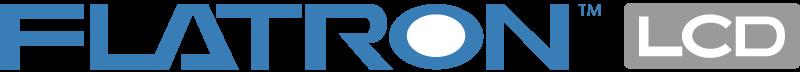 FLATRON LCD vector