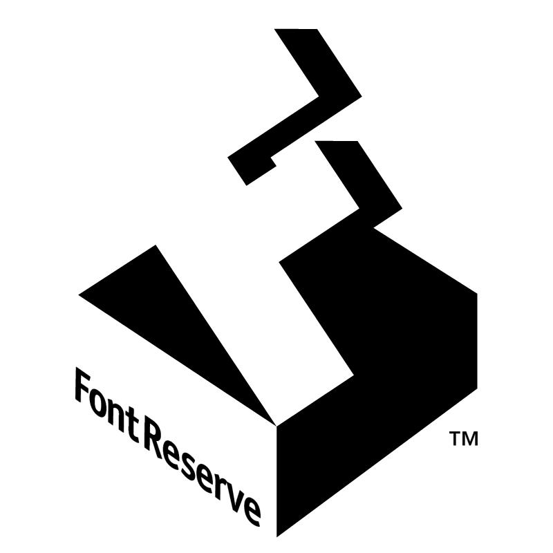 FontReserve vector
