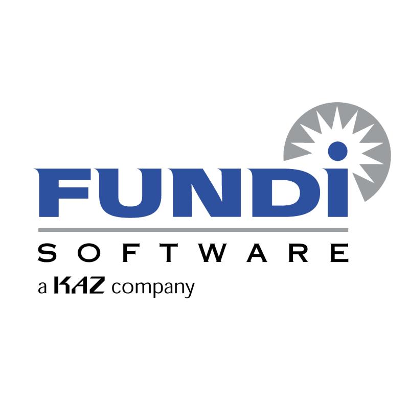 Fundi Software vector logo