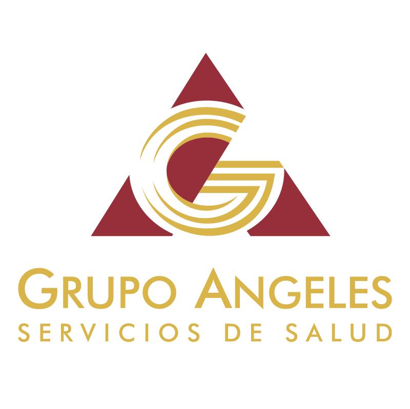 Grupo Angeles vector logo