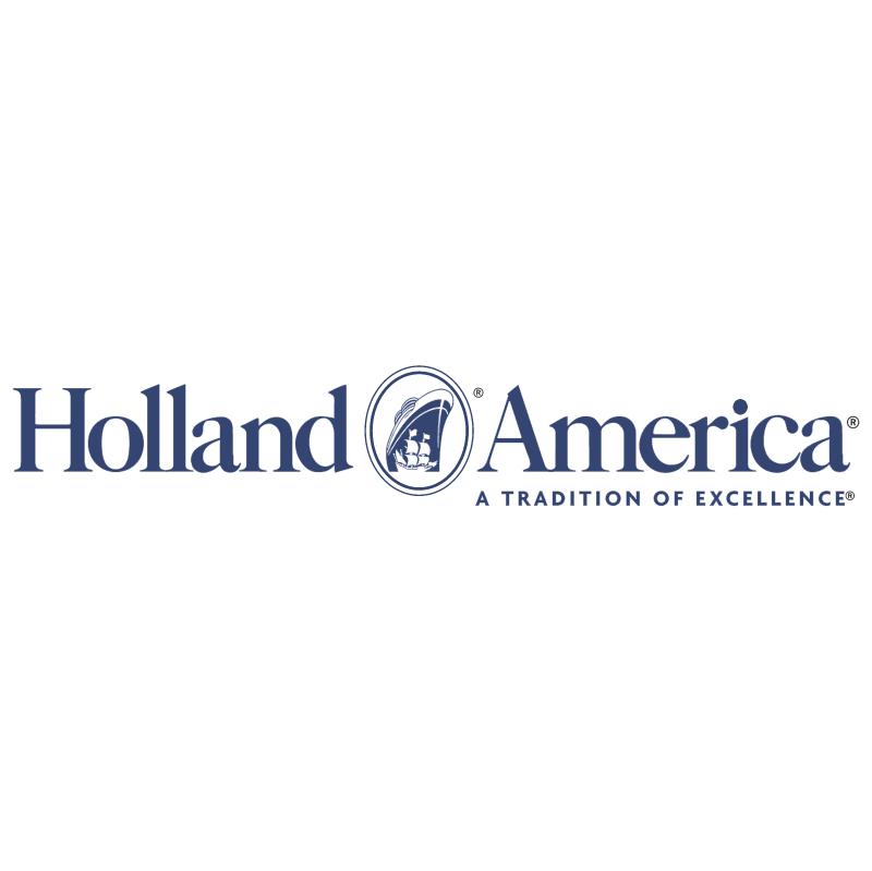 Holland America vector