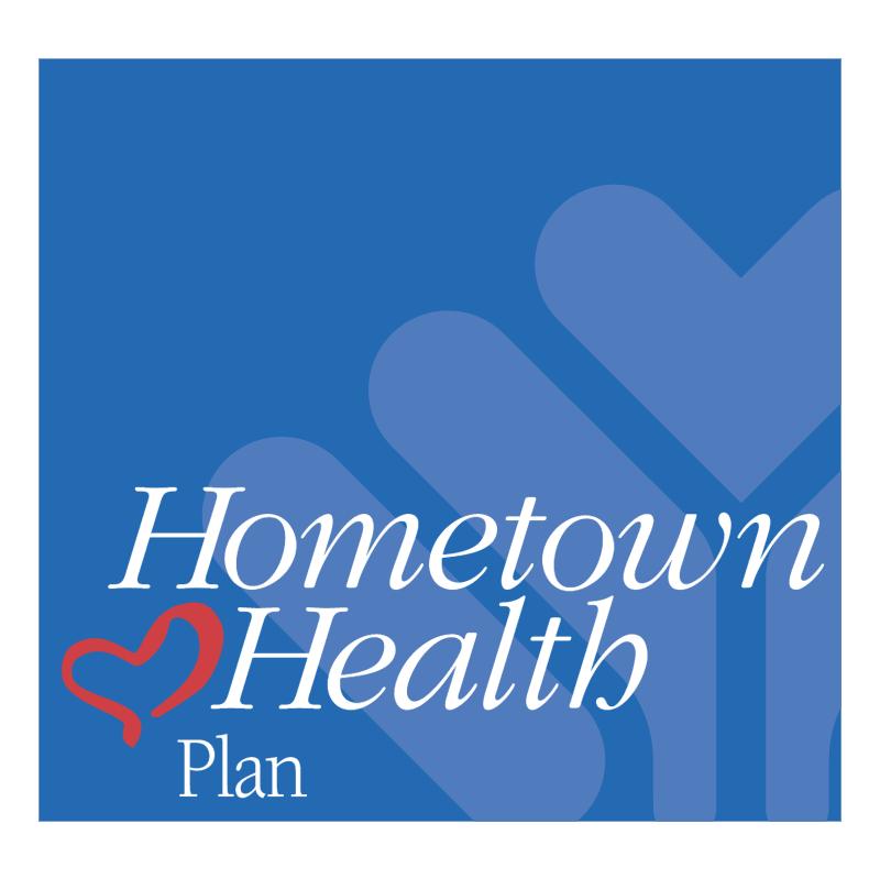 Hometown Health Plan vector