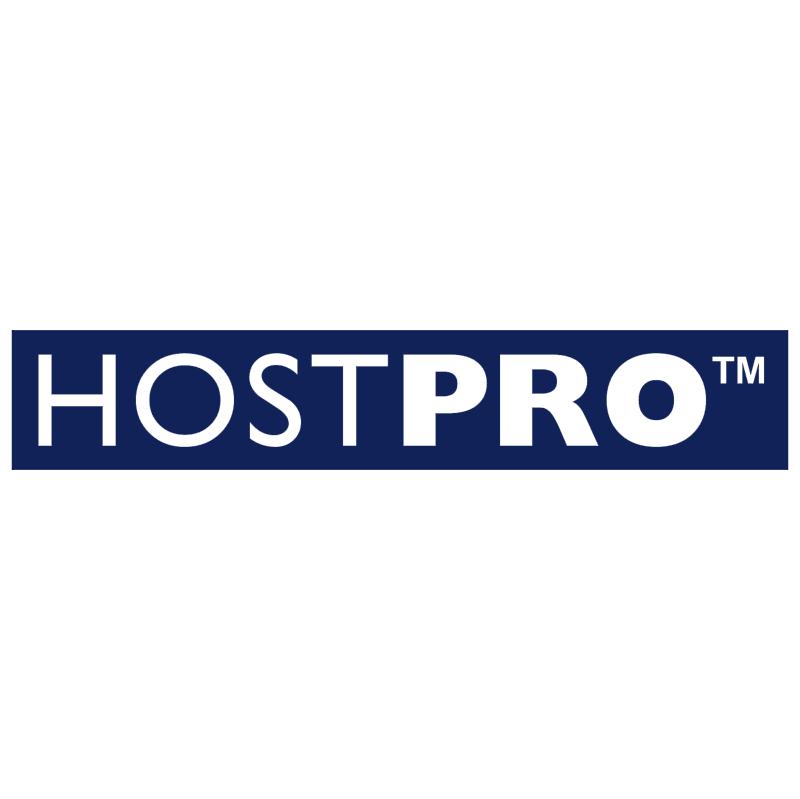HostPro vector