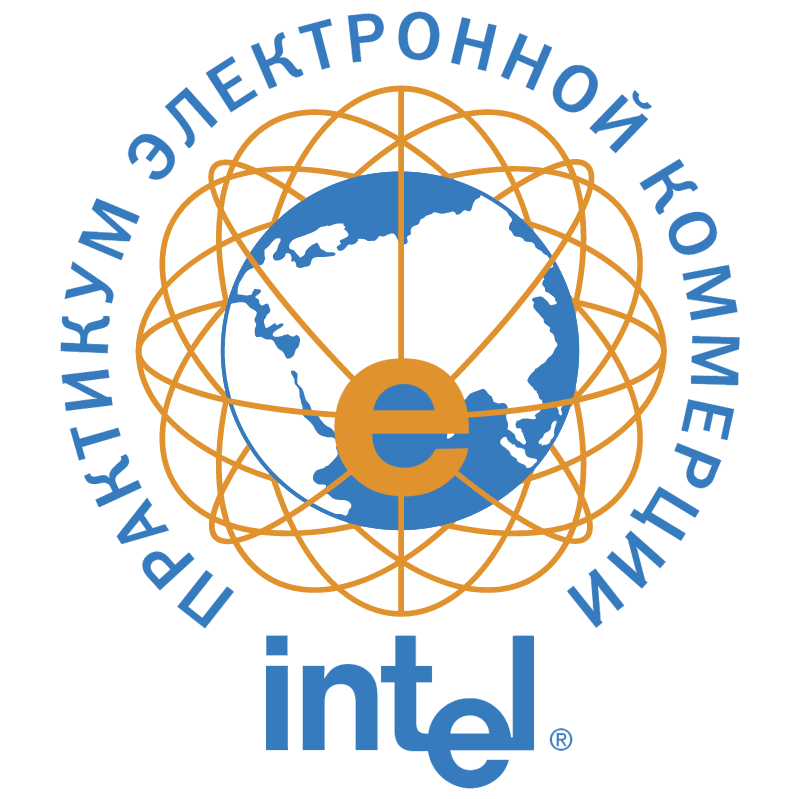 Intel eCommers vector