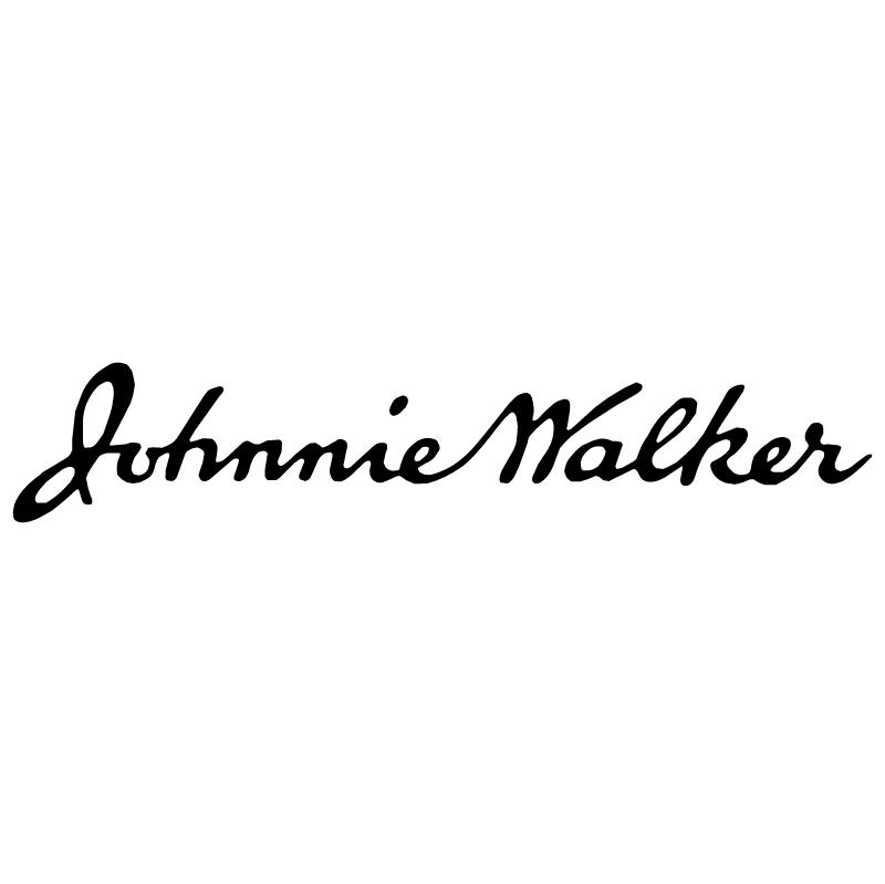 Johnnie Walker vector
