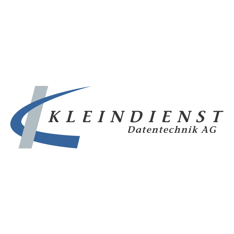 Kleindienst Datentechnik vector