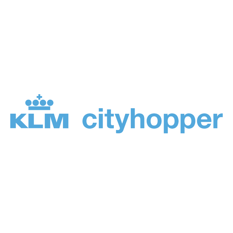 KLM Cityhopper vector