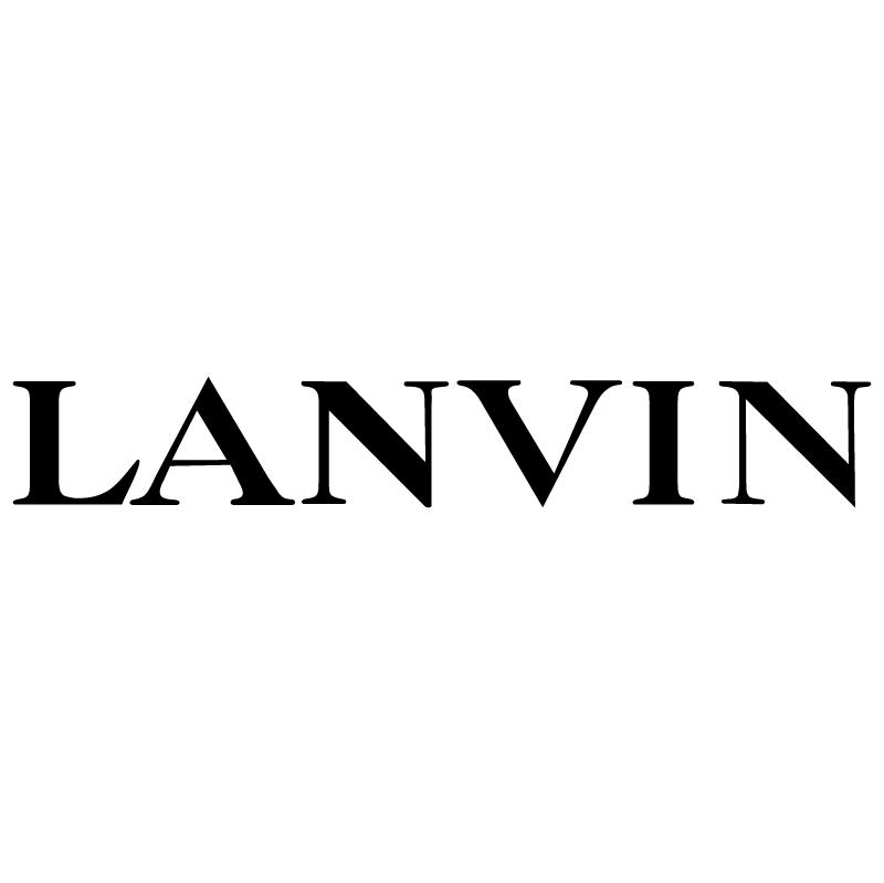 Lanvin vector logo