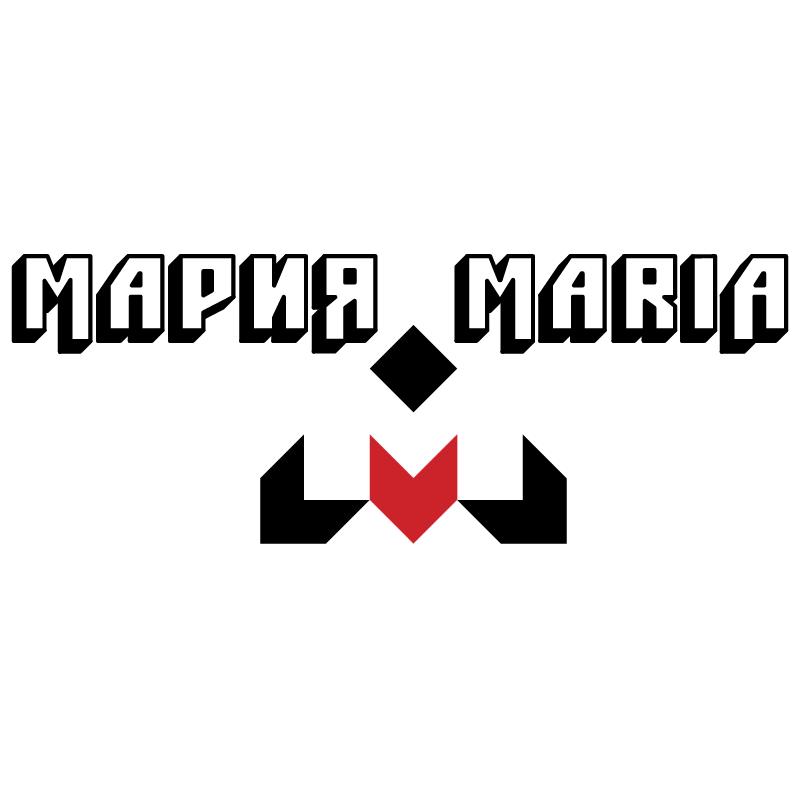 Maria vector logo
