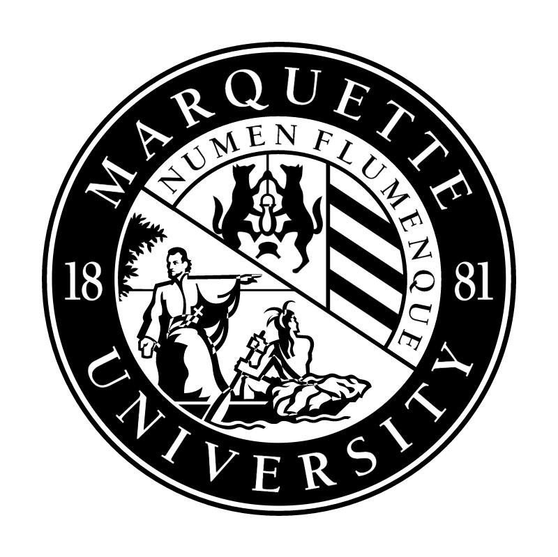 Marquette University vector