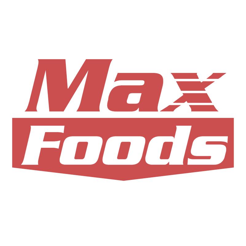 Max Foods vector