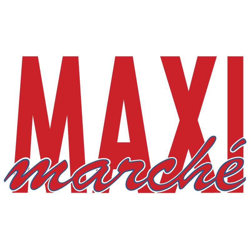 Maxi Marche vector