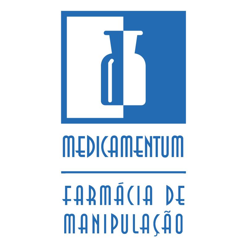 Medicamentum Farmacia de Manipulacao vector