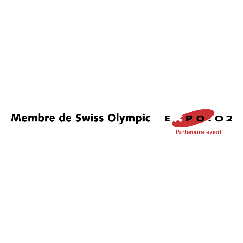 Member of Swiss Olympic vector