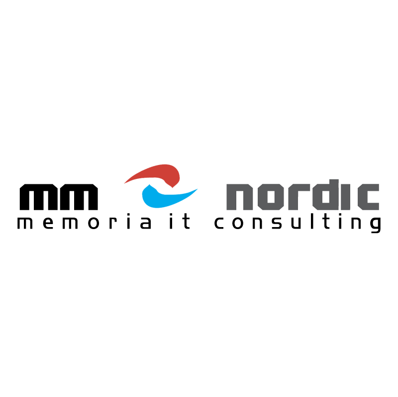 Memoria Nordic IT Consulting vector