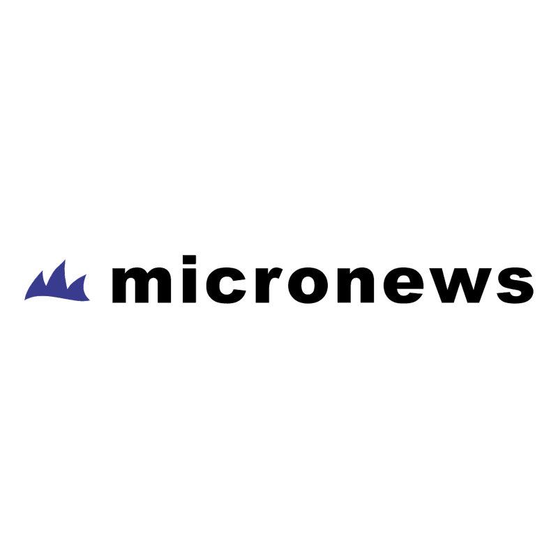 Micronews vector