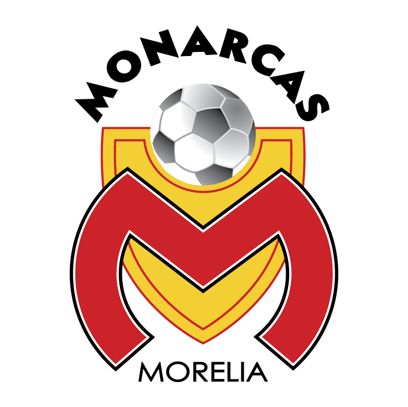 Monarcas Morelia vector
