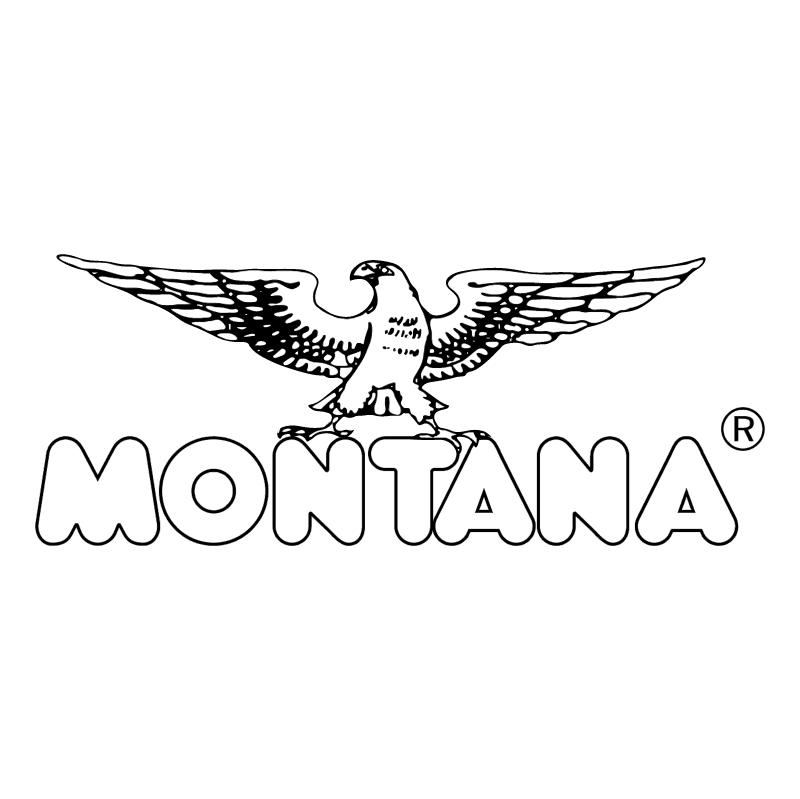 Montana vector logo
