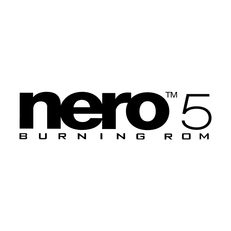 Nero 5 vector logo