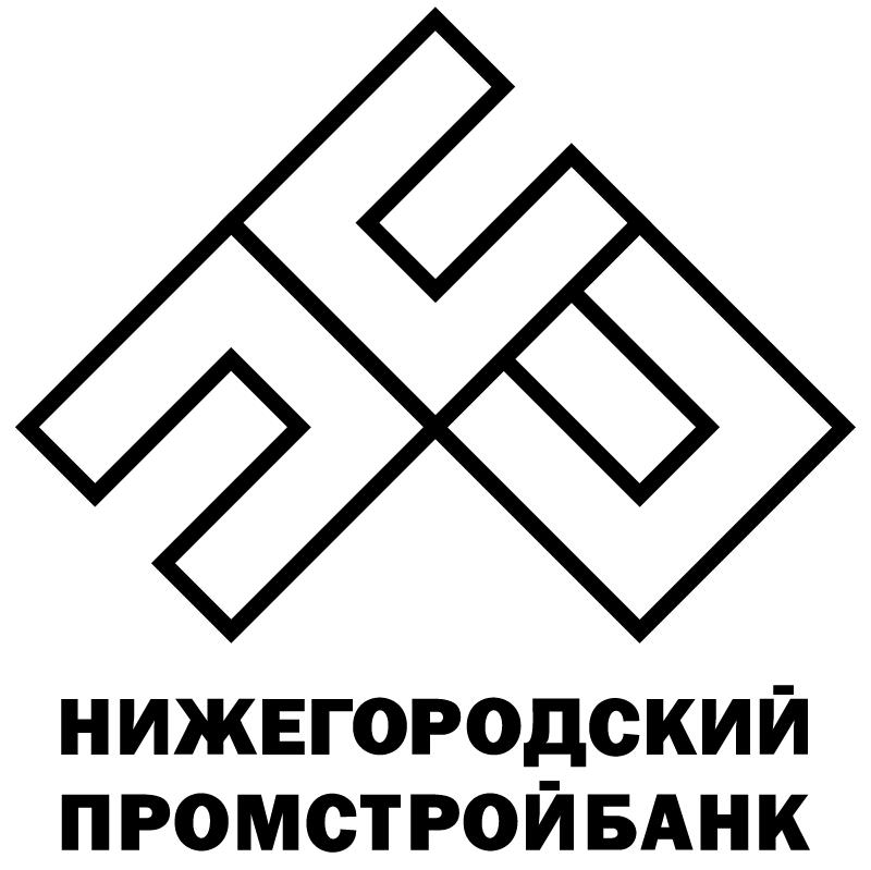 NizhegorodPromStrojBank vector logo