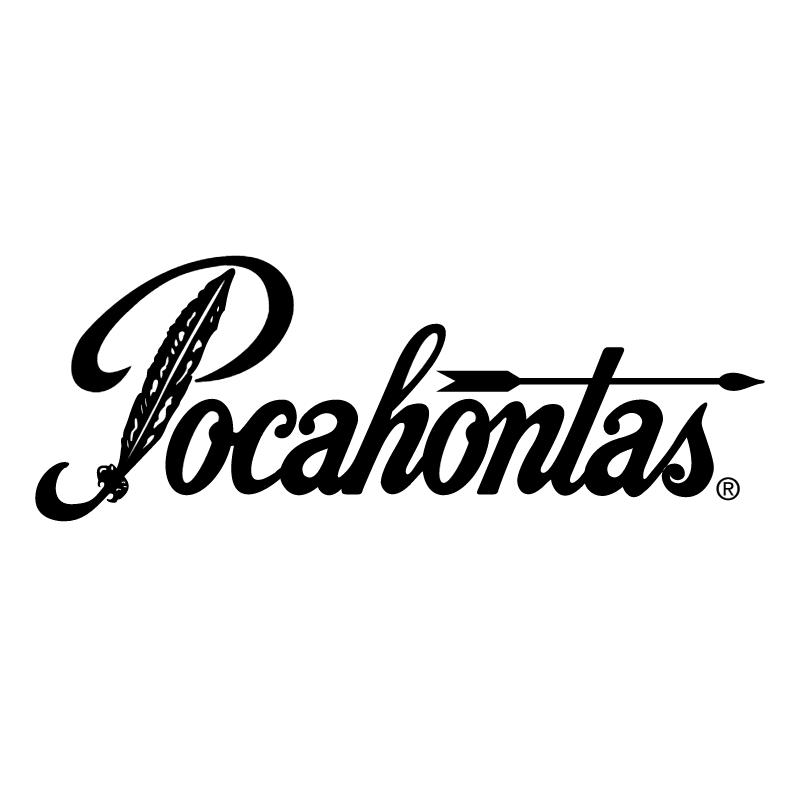 Pocahontas vector