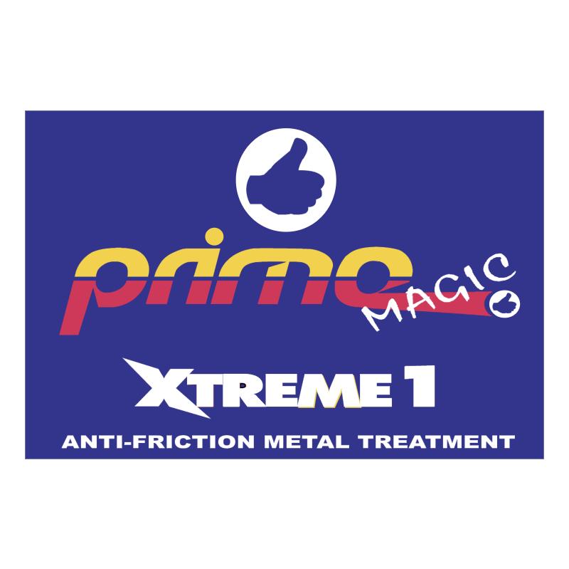 Primo Magic International vector