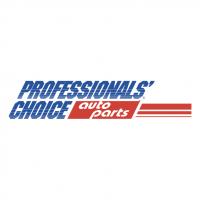 Professionals' Choice Auto Parts vector