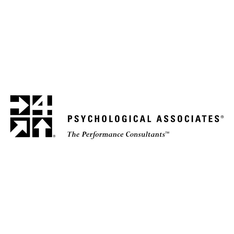 Psychological Associates vector