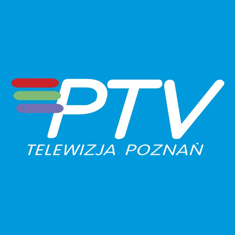 PTV Telewizja Poznan vector