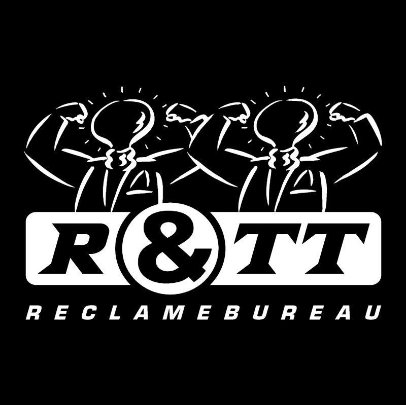 R&TT Reclamebureau vector