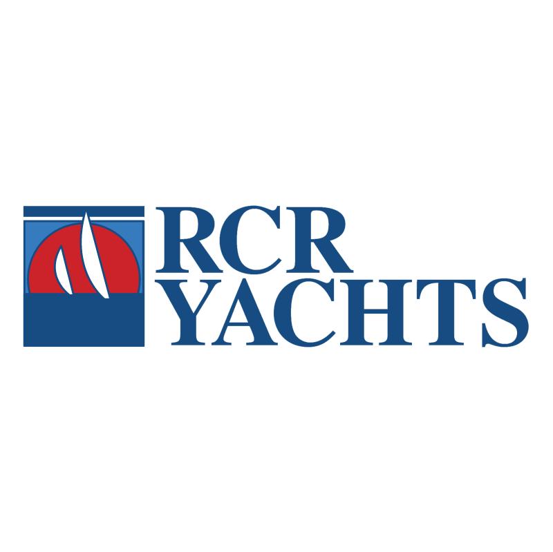 RCR Yachts vector