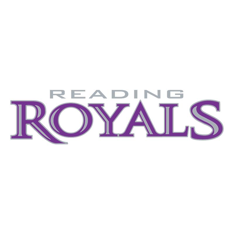 Reading Royals vector