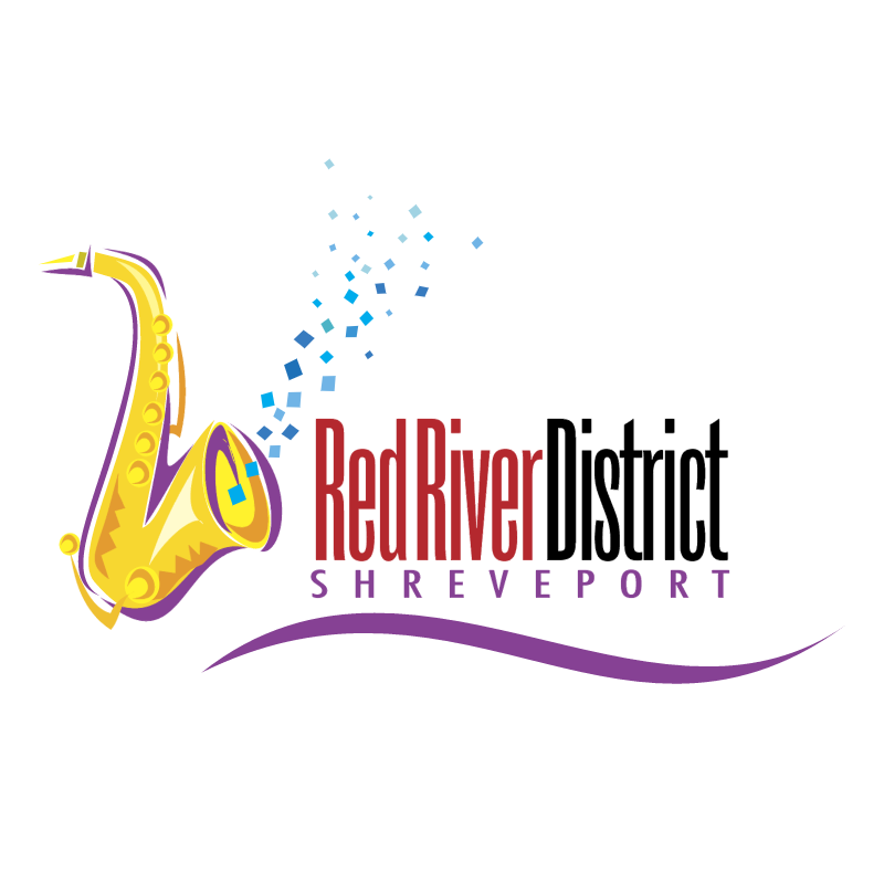 Red River District vector