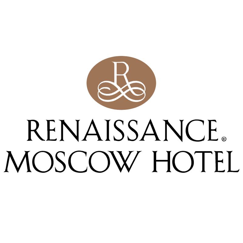 Renaissance Moscow Hotel vector