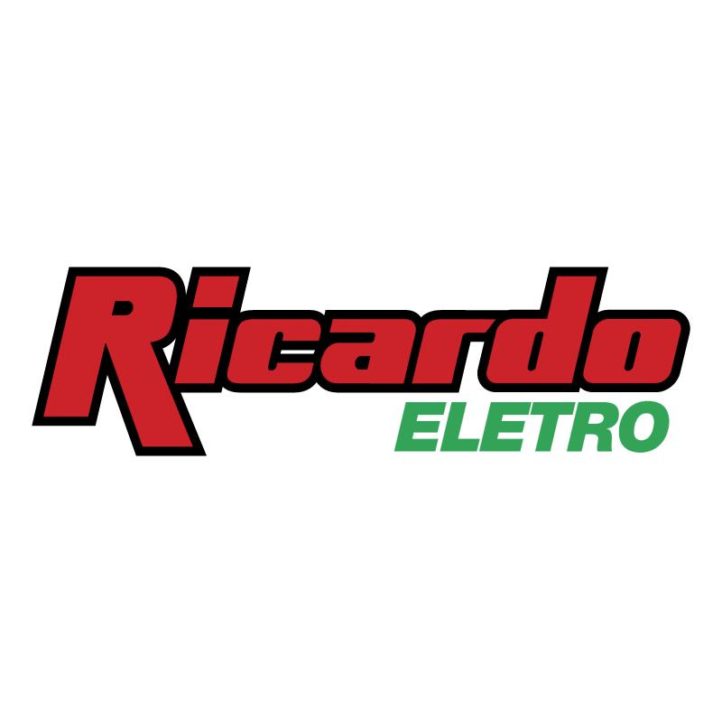 Ricardo Eletro vector