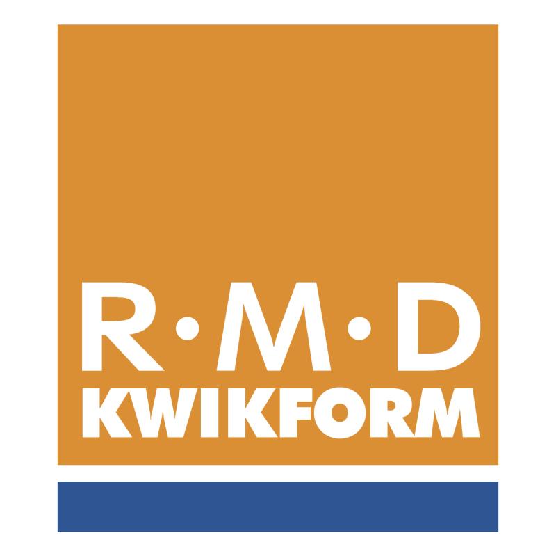 RMD Kwikform vector