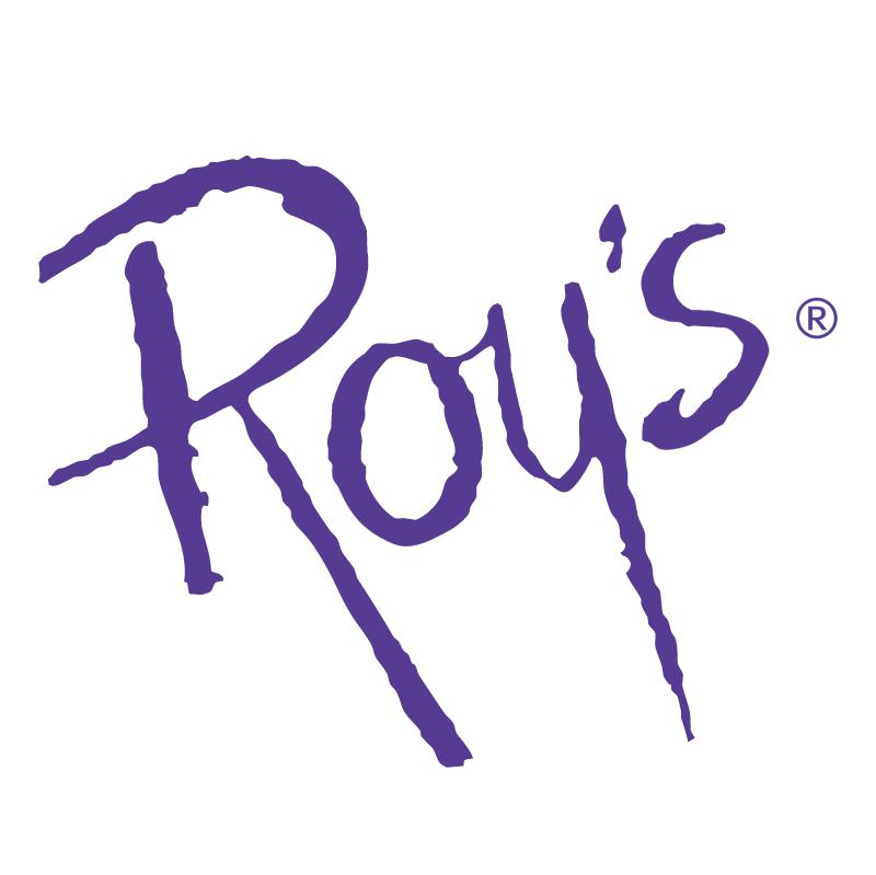Roy's vector