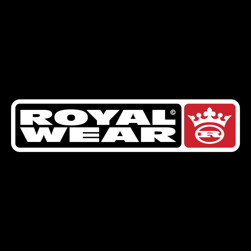 Royal Wear vector logo