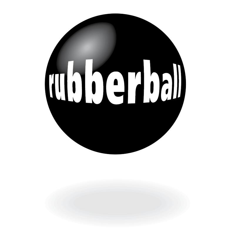 Rubberball vector