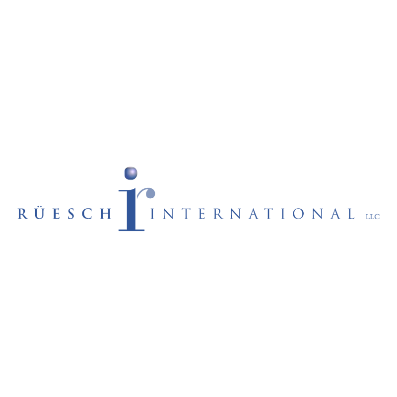 Ruesch International vector
