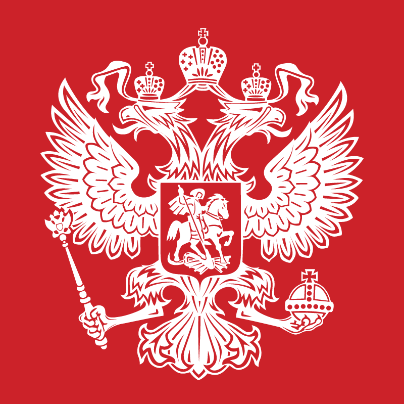 Russia vector logo