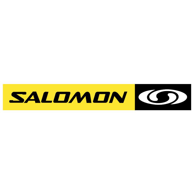 Salomon vector logo