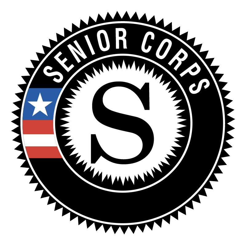 Senior Corps vector