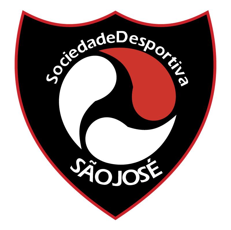 Sociedade Desportiva Sao Jose de Sao Jose dos Pinhais PR vector