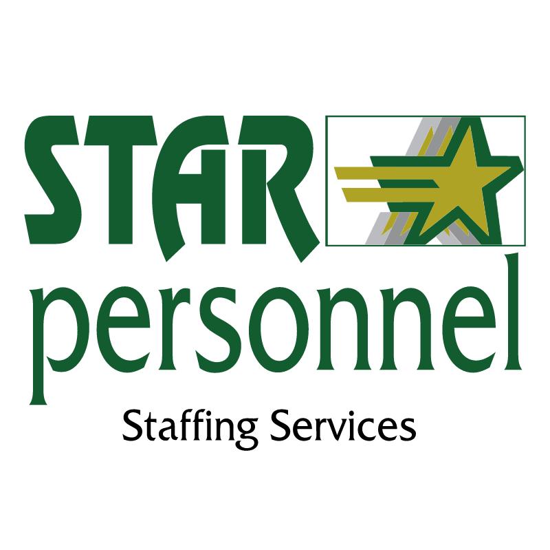 Star Personel vector