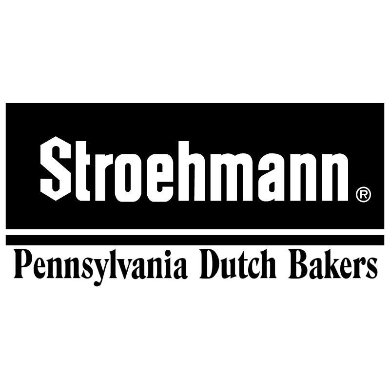 Stroehmann vector logo