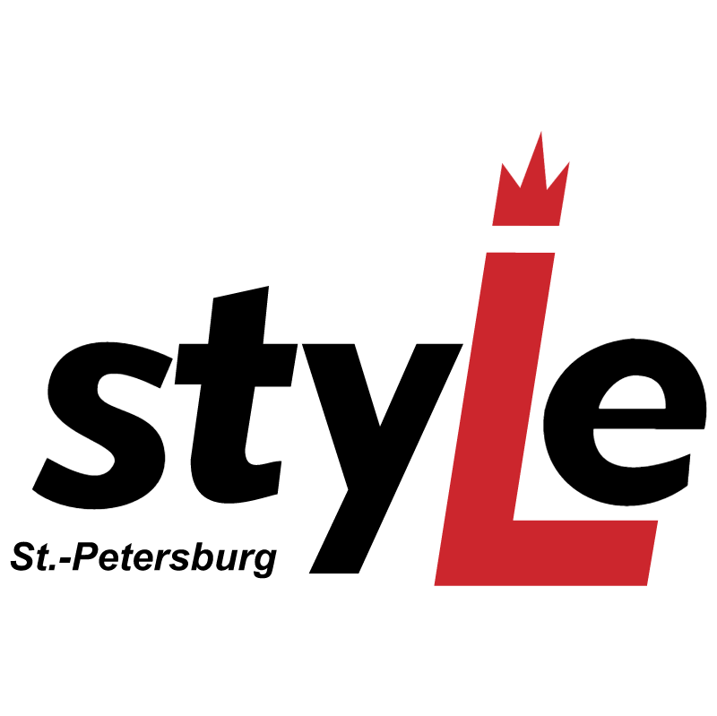 Style vector logo