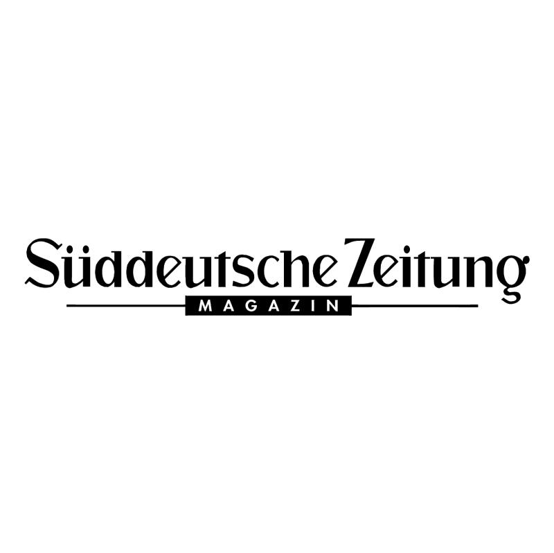 Sueddeutsche Zeitung Magazin vector